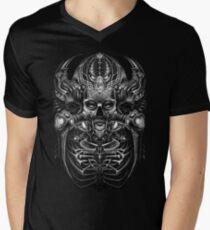 Winya No. 75 Men's V-Neck T-Shirt