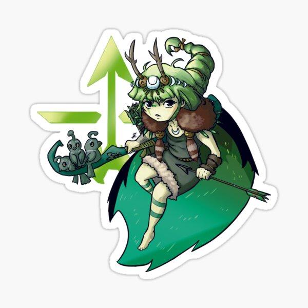 Chibi Artemis Sticker