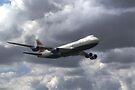 Boeing 747-87UF by Nigel Bangert