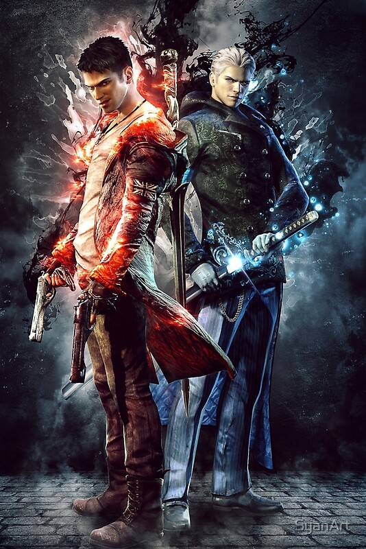 Devil May Cry: Posters