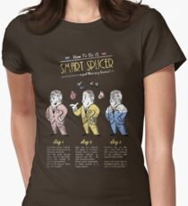Bioshock - A Smart Splicer Womens Fitted T-Shirt