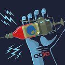 Bioshock: Fist Fulla Loightnin' by Carrie Wilbraham