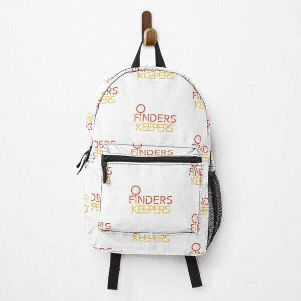 Finders Keepers Backpack