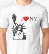 Splash I <3 NY Daryl Hannah Tom Hanks Mermaid Madison Unisex T-Shirt