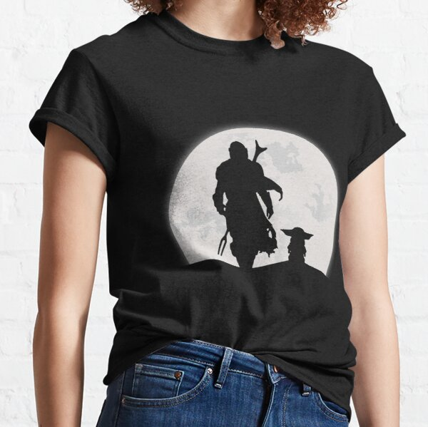 Bounty hunter Moon Classic T-Shirt