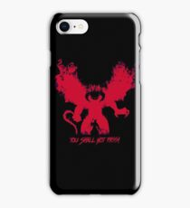 Durin's Bane iPhone Case/Skin
