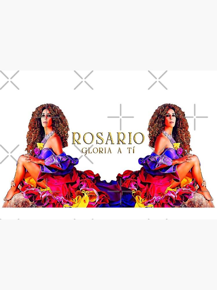 Rosario Flores Gloria a Tí de danimota