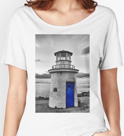 Miniatur-Leuchtturm II - SC Loose Fit T-Shirt