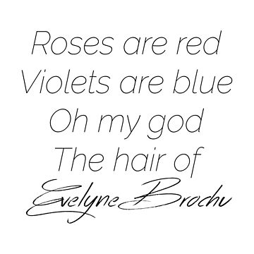 Roses are red, EBro is perfect by theZdesign