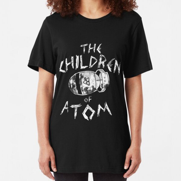 Child Of the Bomb Slim Fit T-Shirt