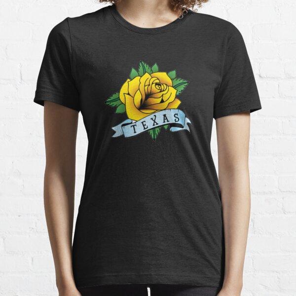 BEST SELLER - yellow rose of texas Merchandise Essential T-Shirt