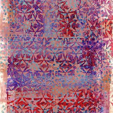 Starry Pinky Purple reds by Wealie