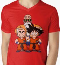 Muten Roshi's crew Men's V-Neck T-Shirt