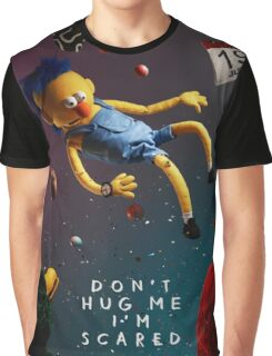 Don't Hug Me I'm Scared Graphic T-Shirt