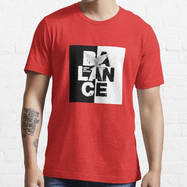 MÁS VENDIDO - Balance - Mercancía de Armin Van Buuren Camiseta esencial