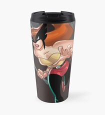Hawkgirl Travel Mug