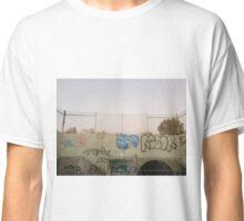 Rebel's form of art Classic T-Shirt