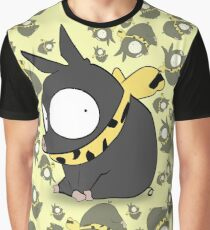 Ranma 1/2 - Ryoga the Pig Graphic T-Shirt