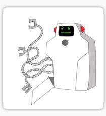 Jailbot Sticker