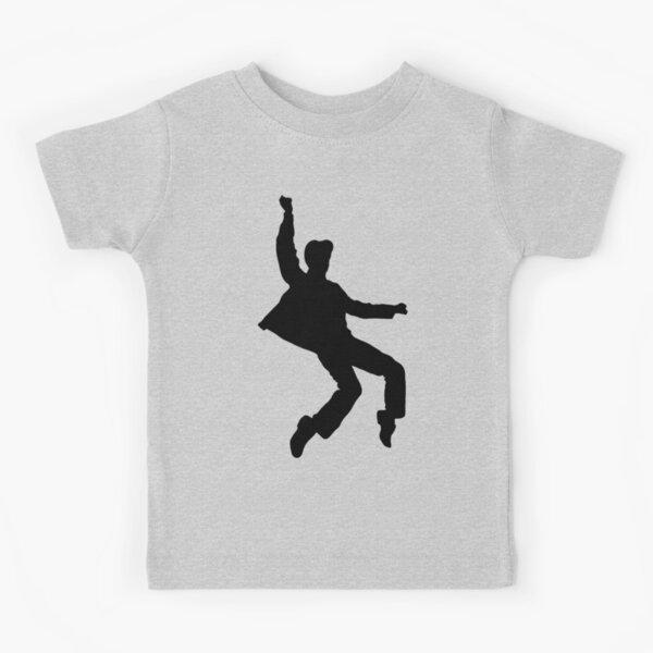 B&W Elvises Kids T-Shirt
