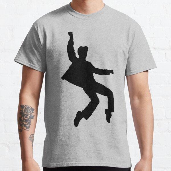 B&W Elvises Classic T-Shirt