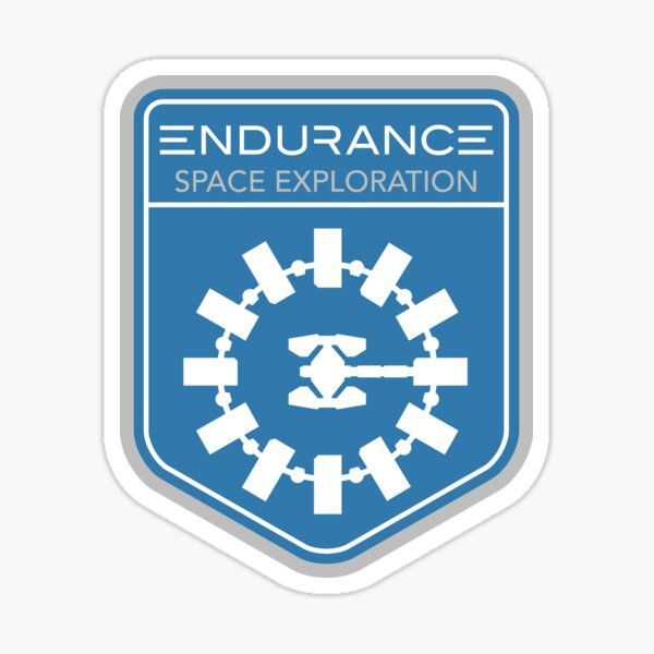 Patch de mission d'endurance Sticker