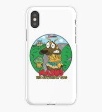 Nasus the cowardly dog! iPhone Case
