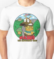Nasus the cowardly dog! T-Shirt