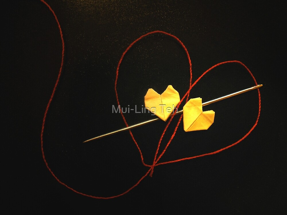 Red String of Fate by Mui-Ling Teh