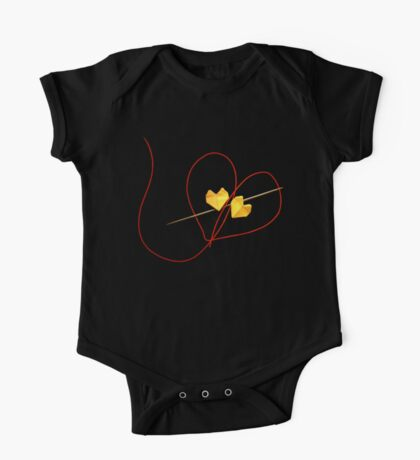 Red String of Fate Kids Clothes