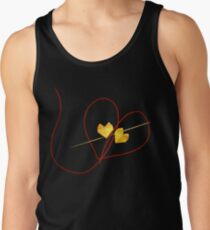 Red String of Fate Tank Top