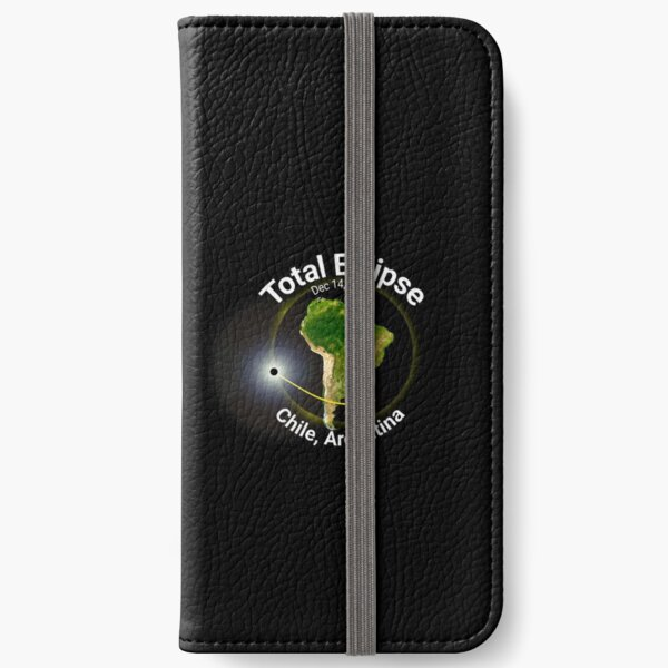 Total Solar Eclipse - Dec 14th 2020 iPhone Wallet