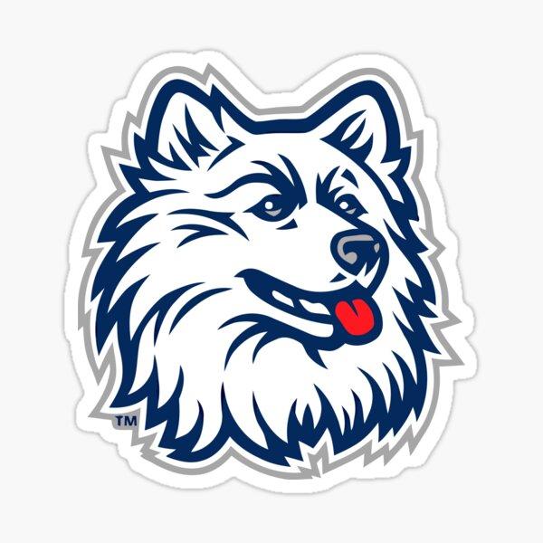 Huskies-uconn Sticker