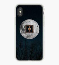 Windows Moon iPhone Case
