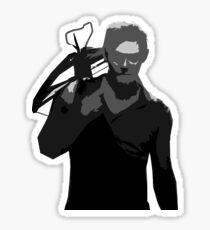 The Walking Dead - Daryl Dixon Sticker