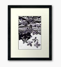 Shovel Framed Print