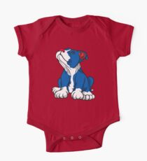 American Pit Bull Puppy  One Piece - Short Sleeve