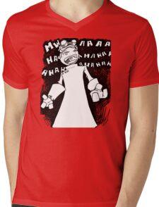 Doctor Horrible - Non Transparent Evil Laugh Mens V-Neck T-Shirt