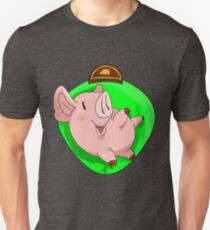 Captain of the Knighthood of Scraps Disposal T-Shirt