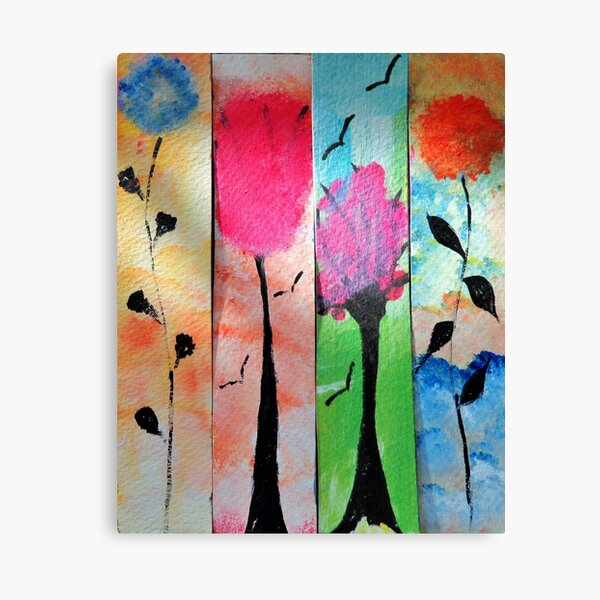 Nature in Color Canvas Print