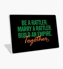 Marry a Rattler Collection by Graphic Snob® Laptop Skin