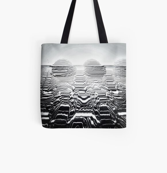 0128 All Over Print Tote Bag