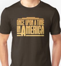Once Upon A Time In America (1984) Movie Unisex T-Shirt