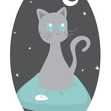Meow Me Luna by Leenstar