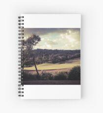 13th Cape Schanck Spiral Notebook