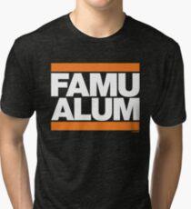 FAMU Alum Collection by Graphic Snob® Tri-blend T-Shirt