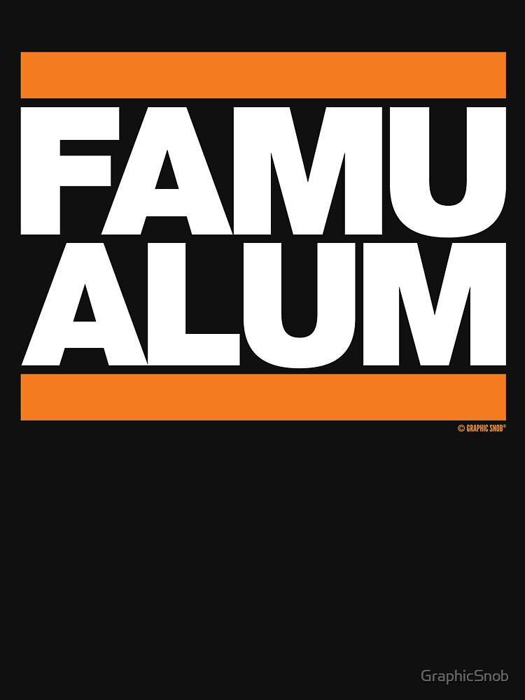 FAMU Alum Collection by Graphic Snob® by GraphicSnob