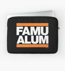FAMU Alum Collection by Graphic Snob® Laptop Sleeve