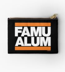 FAMU Alum Collection by Graphic Snob® Studio Pouch