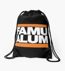 FAMU Alum Collection by Graphic Snob® Drawstring Bag